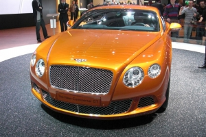Bentley Continental GT, Cod 529