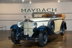 Maybach Zeppelin, Cod 540